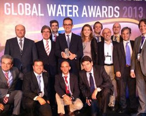 ACCIONA Agua named Water Company of the Year by Global Water Intelligence