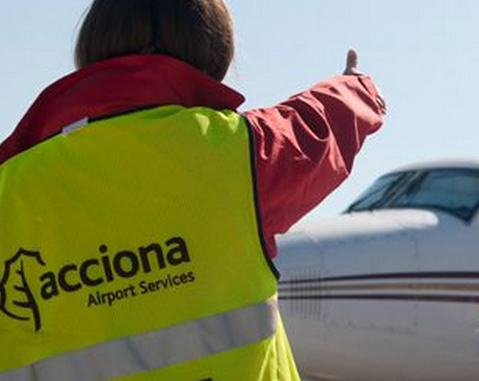 ACCIONA Service will provide handling services at Frankfurt Airport until 2020