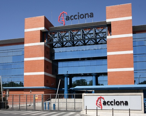 ACCIONA posts First Quarter profit of 33 million euro thanks to one-off items