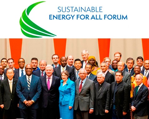 "José Manuel Entrecanales participates in the first forum of the UN initiative ""Sustainable Energy for All"""
