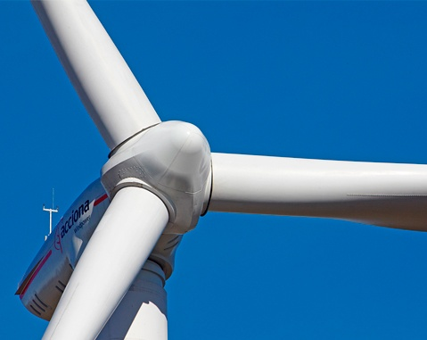 ACCIONA Windpower signs a contract to supply 90 MW in Brazil