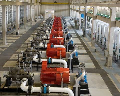 ACCIONA will supply drinking water to three italian islands for ten years