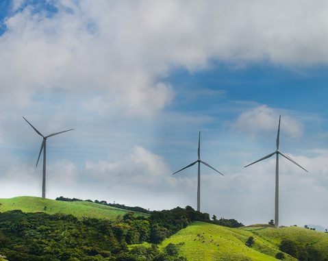 ACCIONA Energía puts its first wind farm in Costa Rica into service