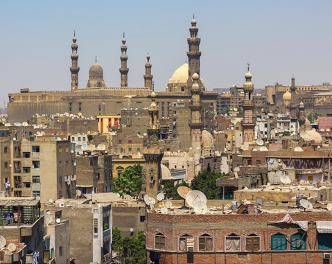 ACCIONA is awarded the water mains supply contract for New Cairo, Egypt