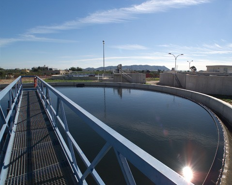 ACCIONA Agua heads a European project to improve the removal of chemicals in treated wastewater