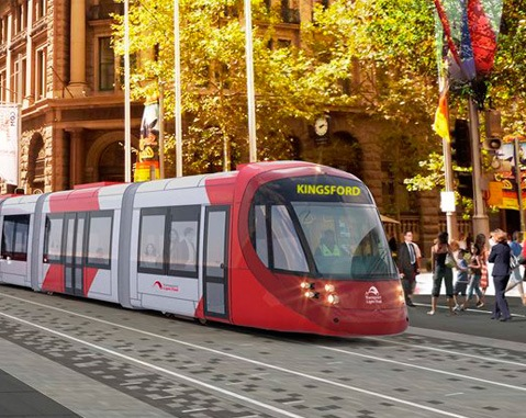 ACCIONA to build Sydney Light Rail Project in Australia, valued at a$2.1 billion