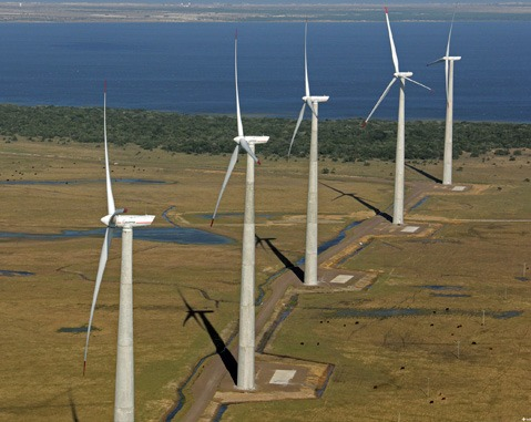 ACCIONA Windpower signs its seventh contract in Brazil to supply wind turbines