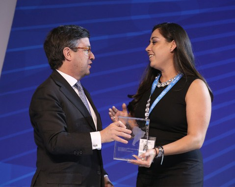International prize awarded to ACCIONA Energía for sustainability associated with a wind power project in Mexico