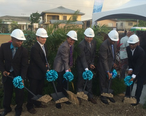ACCIONA starts construction work on its first wastewater treatment plant in Trinidad & Tobago