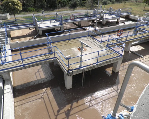 ACCIONA is awarded the operation and maintenance of the Wastewater Treatment Plant of Tafalla–Olite and its associated installations