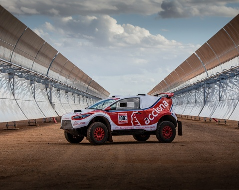 The ACCIONA 100% EcoPowered returns with renewed energy