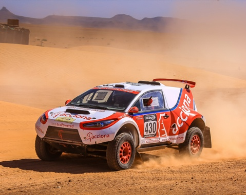 ACCIONA 100% EcoPowered, leading the way to tomorrow