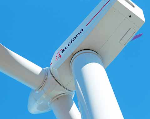 ACCIONA Energía renews its investments in the United States with the construction of a 93-megawatt wind farm in Texas