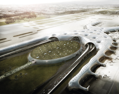 ACCIONA to construct terminal for Mexico City's new international airport