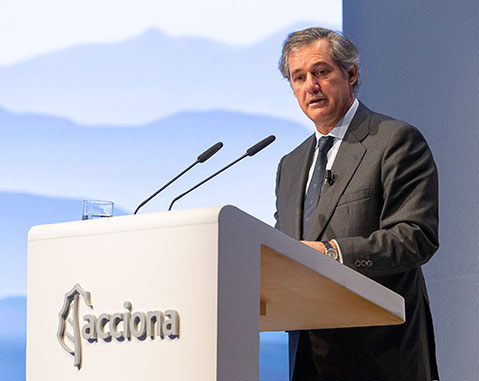 José Manuel Entrecanales calls for financial markets to back decarbonizing economies